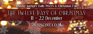 Twelve Days of Christmas, Day 4 – Clare London