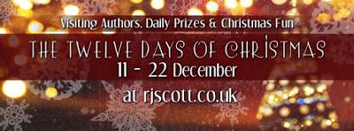 Twelve Days of Christmas, Day 9 – Chris Quinton
