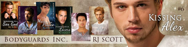 Kissing Alex, cover reveal day – Win $25