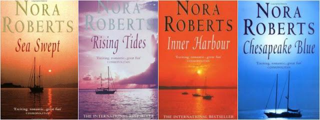 Nora Roberts' Chesapeake Series