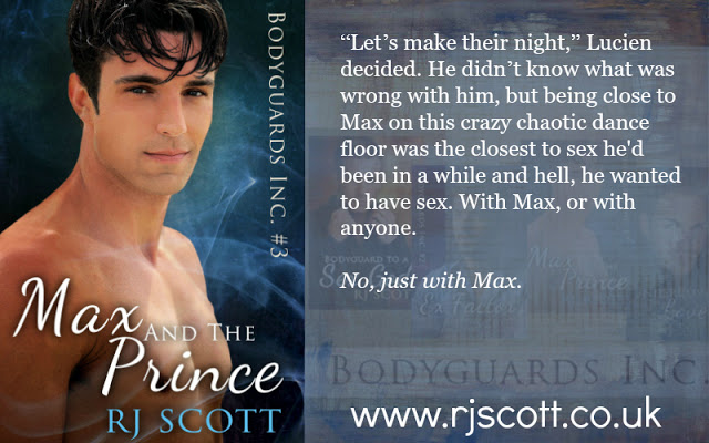 Max and the Prince blog tour – new reviews