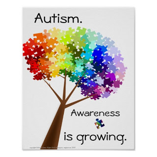 Autism Month & Competition – Pain, Denial and Matthew's socks