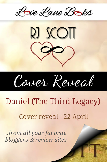 Cover reveal: Daniel (The Third Legacy)