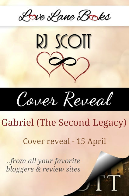 Cover Reveal: Gabriel (The Second Legacy)
