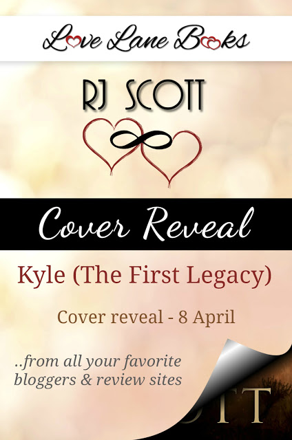 Cover Reveal: Kyle (The First Legacy)
