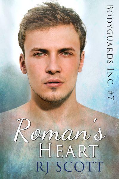 Roman's Heart (Bodyguards Inc 7)