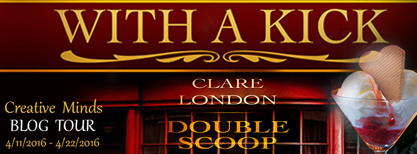 New Release: Double Scoop by Clare London
