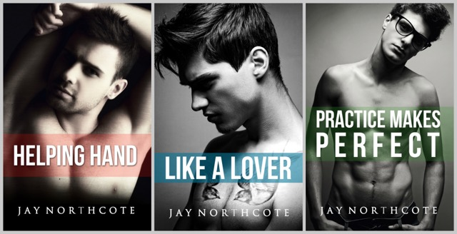 Sexy, romantic, gorgeous… The Housemates Series from Jay Northcote