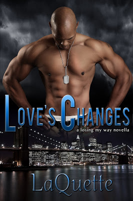 Spotlight on Love's Changes by LaQuette