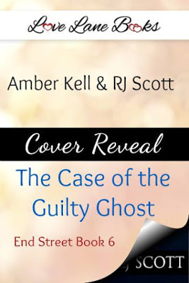The Case of the Guilty Ghost (End Street #6)