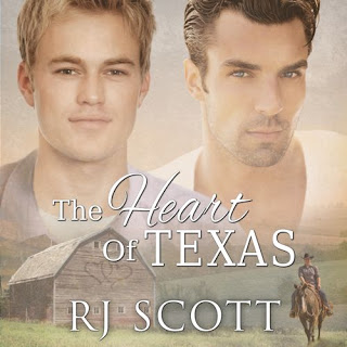 The Heart of Texas is now available on Audio…