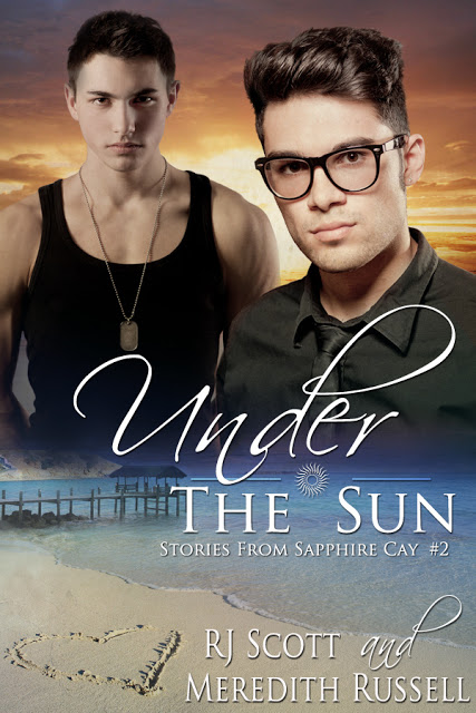 Focus on Under the Sun (Sapphire Cay #2)