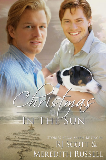 Focus on Christmas in the Sun (Sapphire Cay #4)