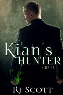 Paranormal Month: The Fire Trilogy