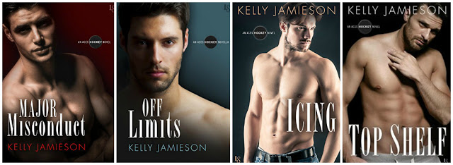 Review of Aces Hockey Series by Kelly Jamieson