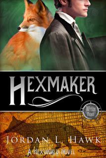 Review of Hexmaker (Hexworld #2) by Jordan L Hawk