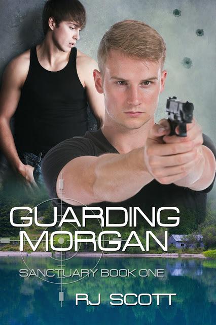 Alpha Hero Month: Nik Valentinov – Guarding Morgan (Sanctuary #1)