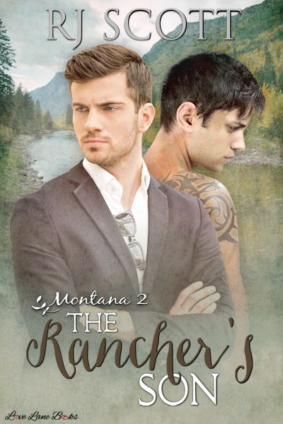 Alpha Hero Month: Ethan Allens – The Rancher's Son (Montana #2)