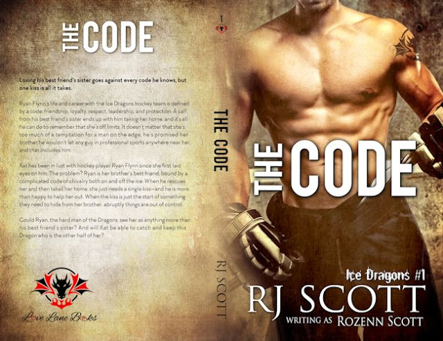 The Code (Ice Dragons #1) Paperback
