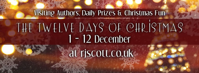 Twelve Days of Christmas – Day 5 – Amy Jo Cousins
