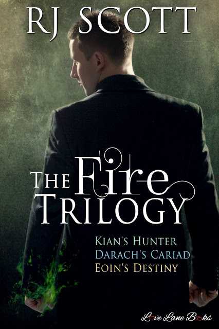 The Fire Trilogy – coming 1 February in one volume