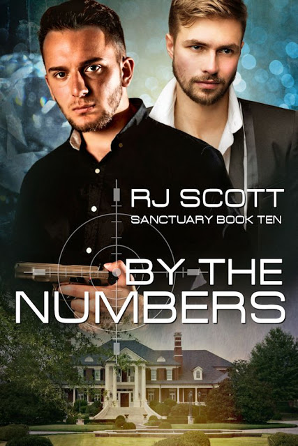 By The Numbers (Sanctuary #10) Cover Reveal!
