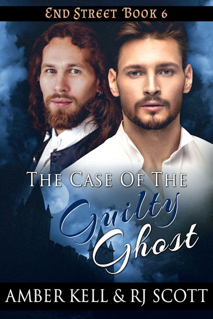 The Case of the Guilty Ghost (End Street #6) with Amber Kell