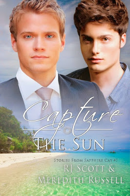Focus on…Capture The Sun (Sapphire Cay #5) with Meredith Russell