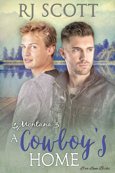 Focus On…A Cowboy's Home (Montana #3)