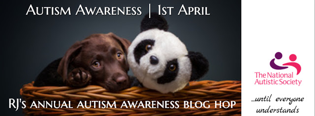 Autism Awareness Blog Hop 2017