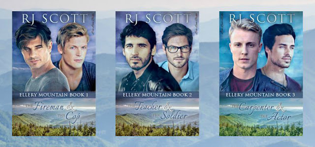 OUT NOW – Ellery Mountain Books 1-3 Tour Info & Giveaway