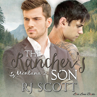 The Rancher's Son (Montana #2) NOW AVAILABLE IN AUDIO!