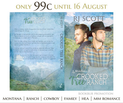 Ends today – Crooked Tree Ranch only 99c