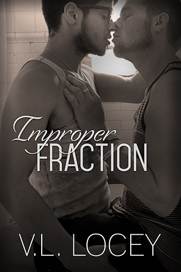 Improper Fraction – V.L. Locey – New Release!