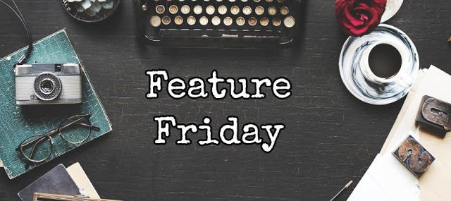 Feature Friday! – Joanna Chambers