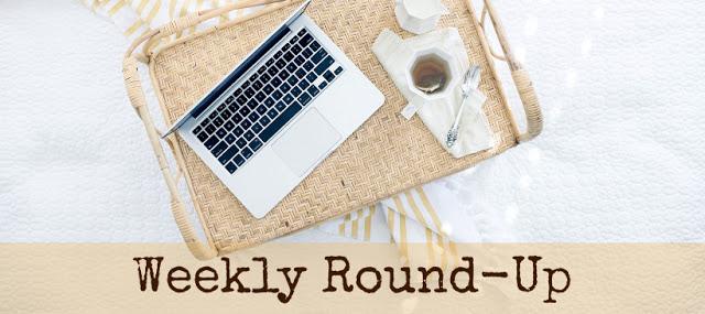 Weekly Round-Up – November 12