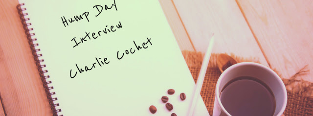 Hump Day Interview – Charlie Cochet