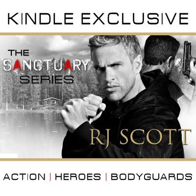 Sanctuary Books into KU – limited time only