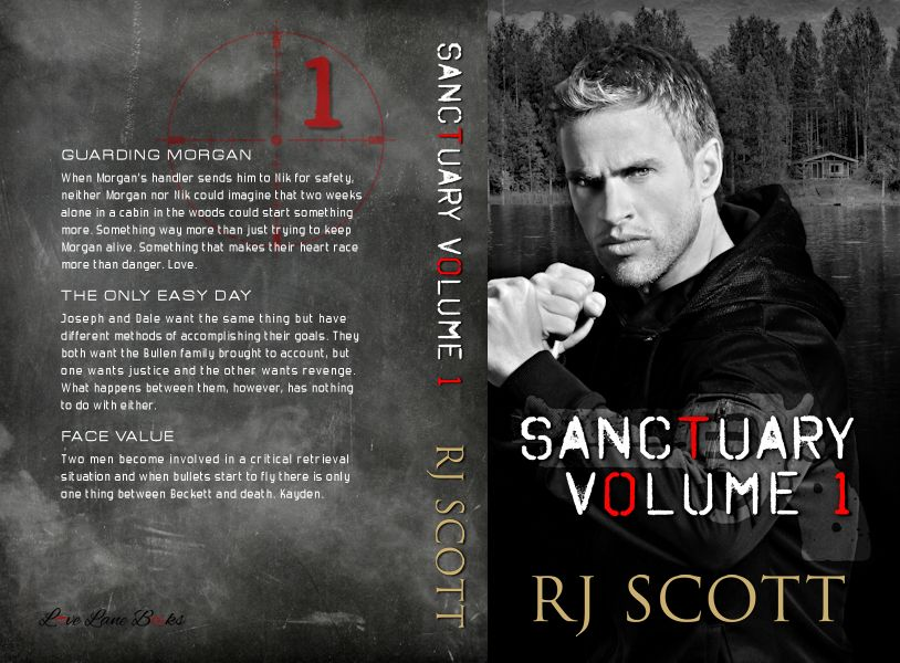 Sanctuary Paperback Volumes