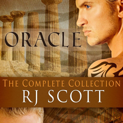 Oracle Collection MM Romance Supernatural Paranormal RJ Scott Thief