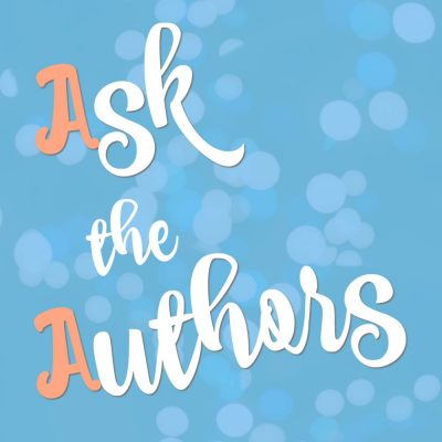 Ask The Authors…