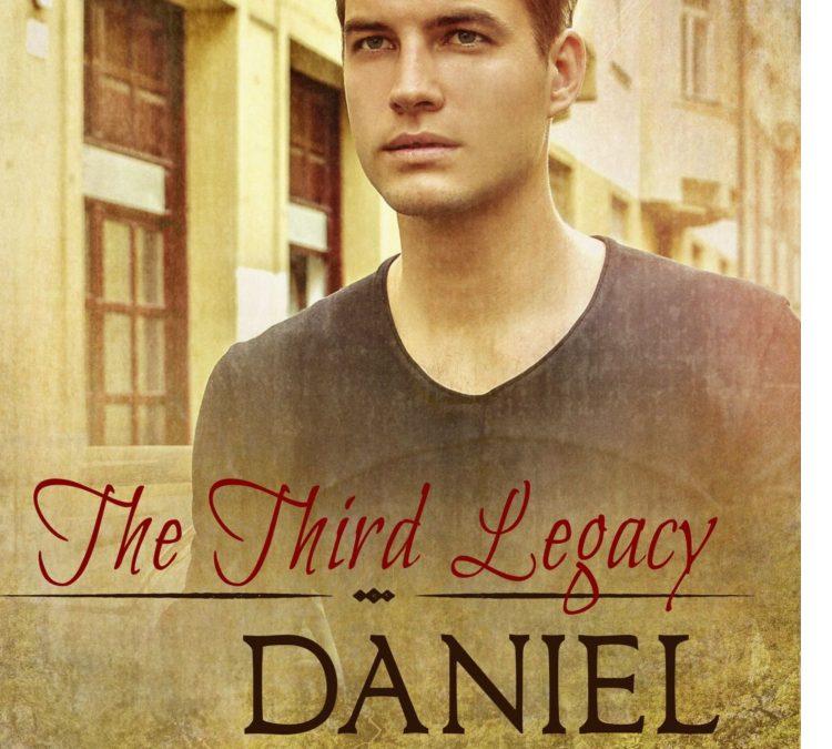 I made myself cry… writing Daniel (Legacy 3)