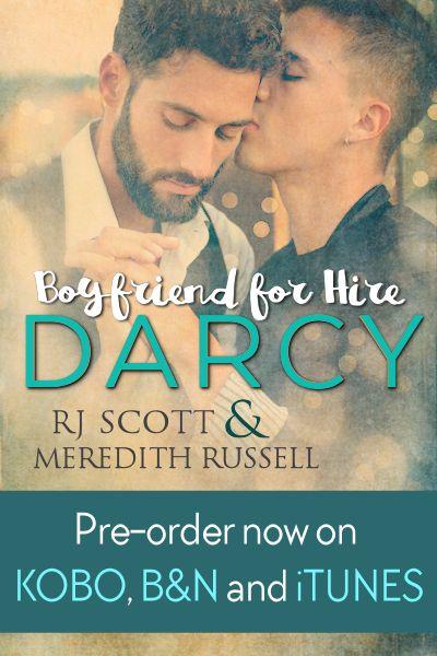 Darcy (Boyfriend For Hire #1)