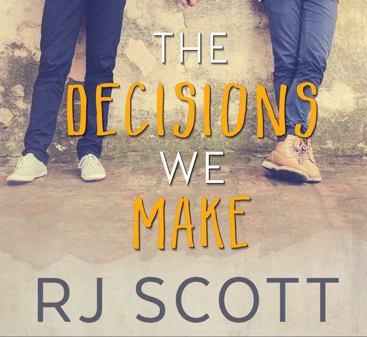 The Decisions We Make – Now Available in Kindle Unlimited