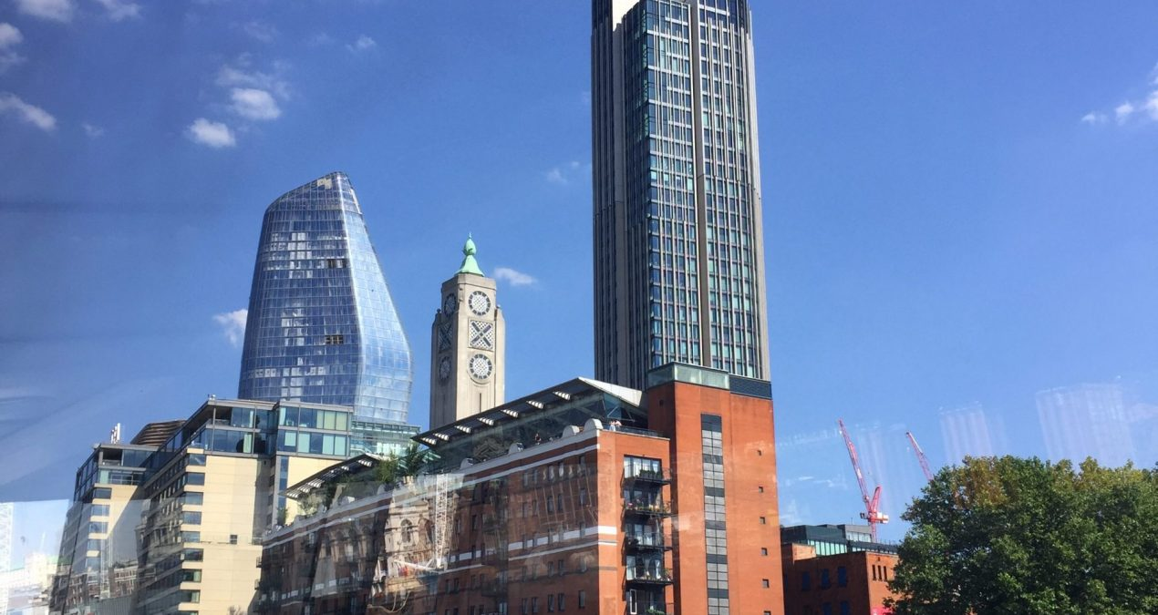 London Travels – The OXO Tower