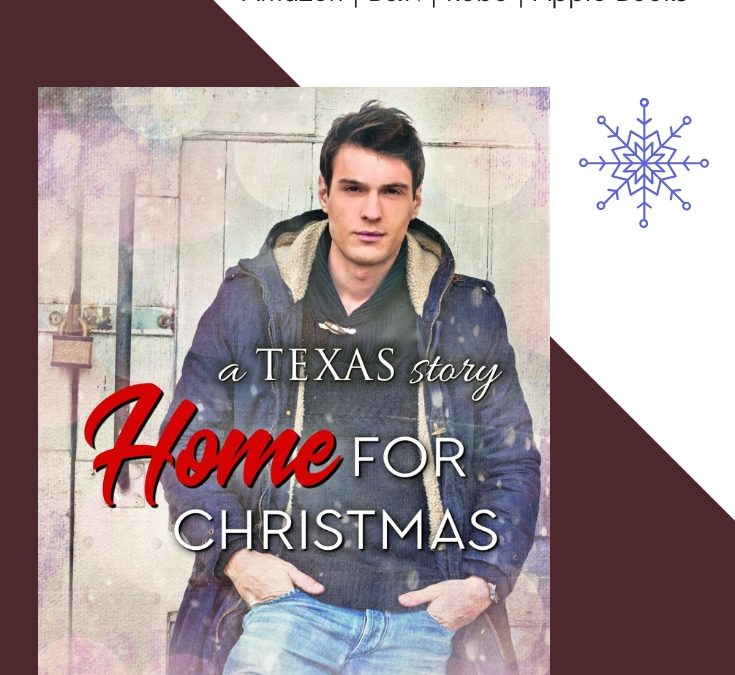 OUT NOW! Home For Christmas (Texas #9)