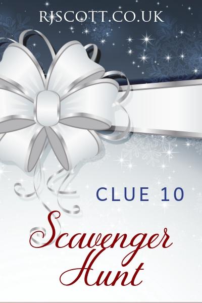 Scavenger Hunt – Day 10