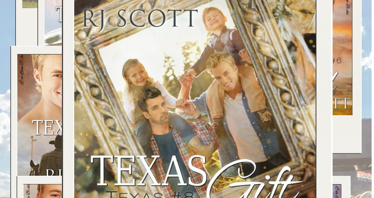 OUT NOW! Texas Gift (Texas #8) Audio Book