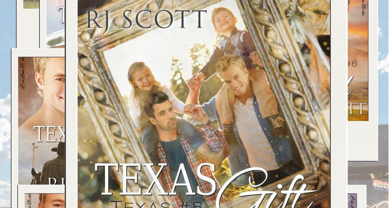 OUT NOW! Texas Gift (Texas #8) Audio Book