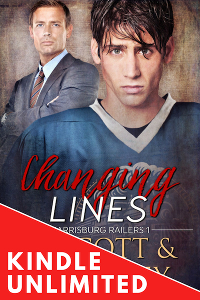 FOCUS ON… CHANGING LINES (RAILERS MM HOCKEY #1) – KINDLE UNLIMITED FOR 90 DAYS ONLY